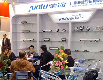 exhibition - New 10W LED Light Bar