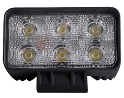 4inch LED Work Light - JT-1210-18W 4.3inch