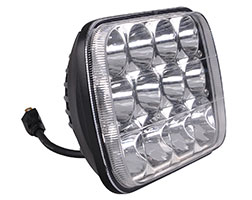 7x5 LED Headlight - 7x5 Suqare 60W
